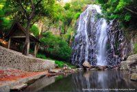 Air Terjun Sampuran Efrata di Samosir