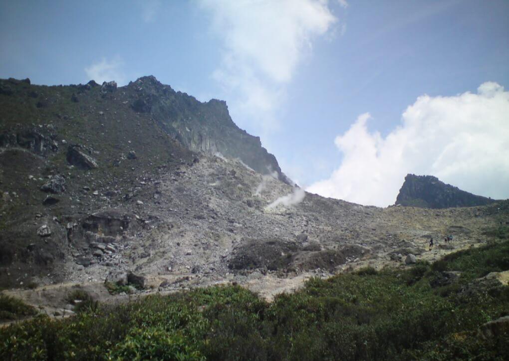 Gunung Sibayak Berastagi
