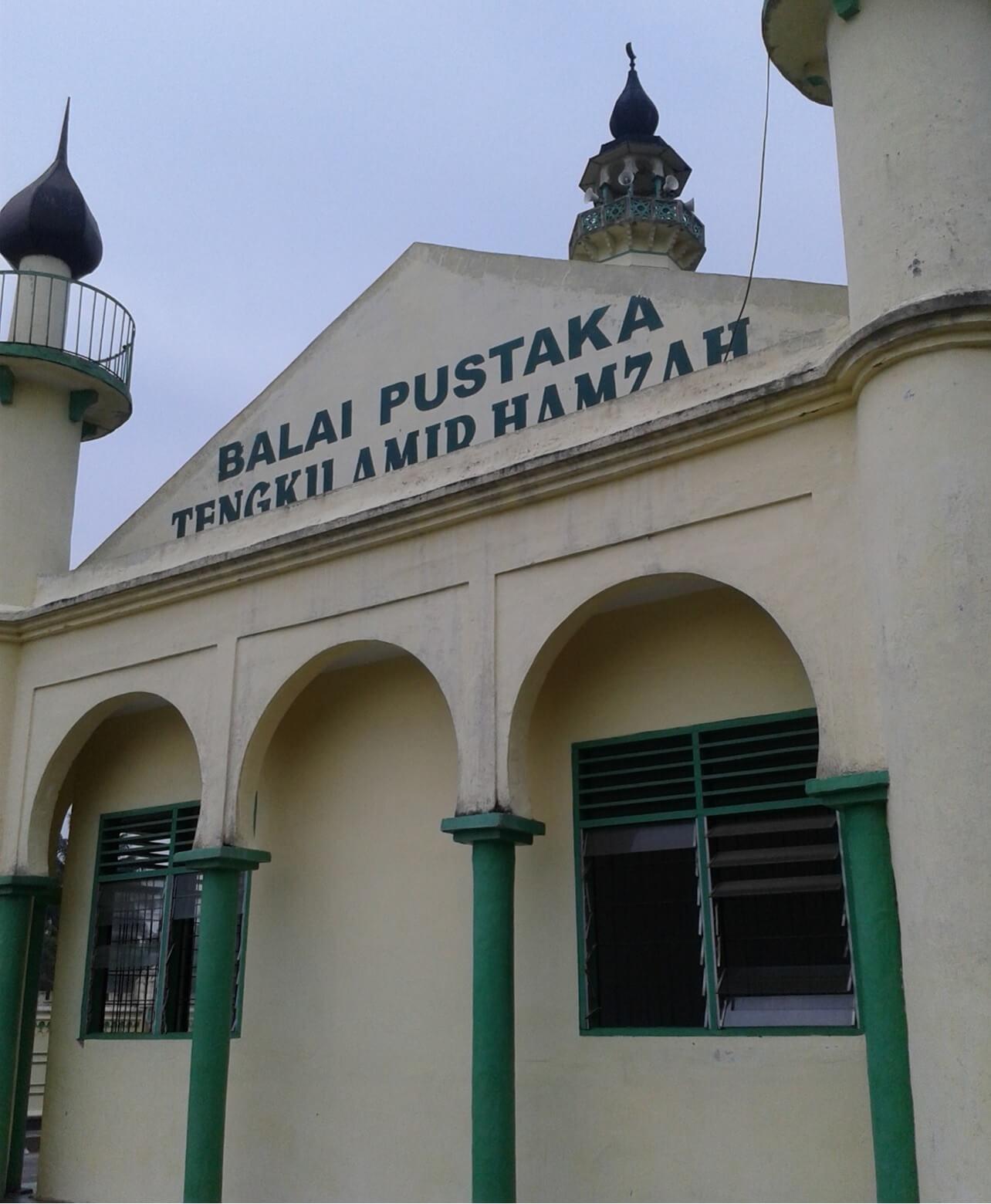 Perpustakaan Tengku Amir Hamzah