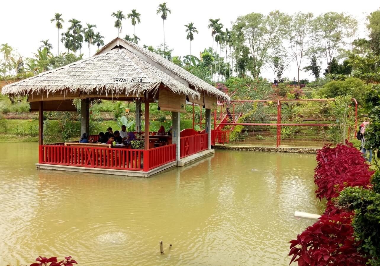 Pondok The Le Hu Garden
