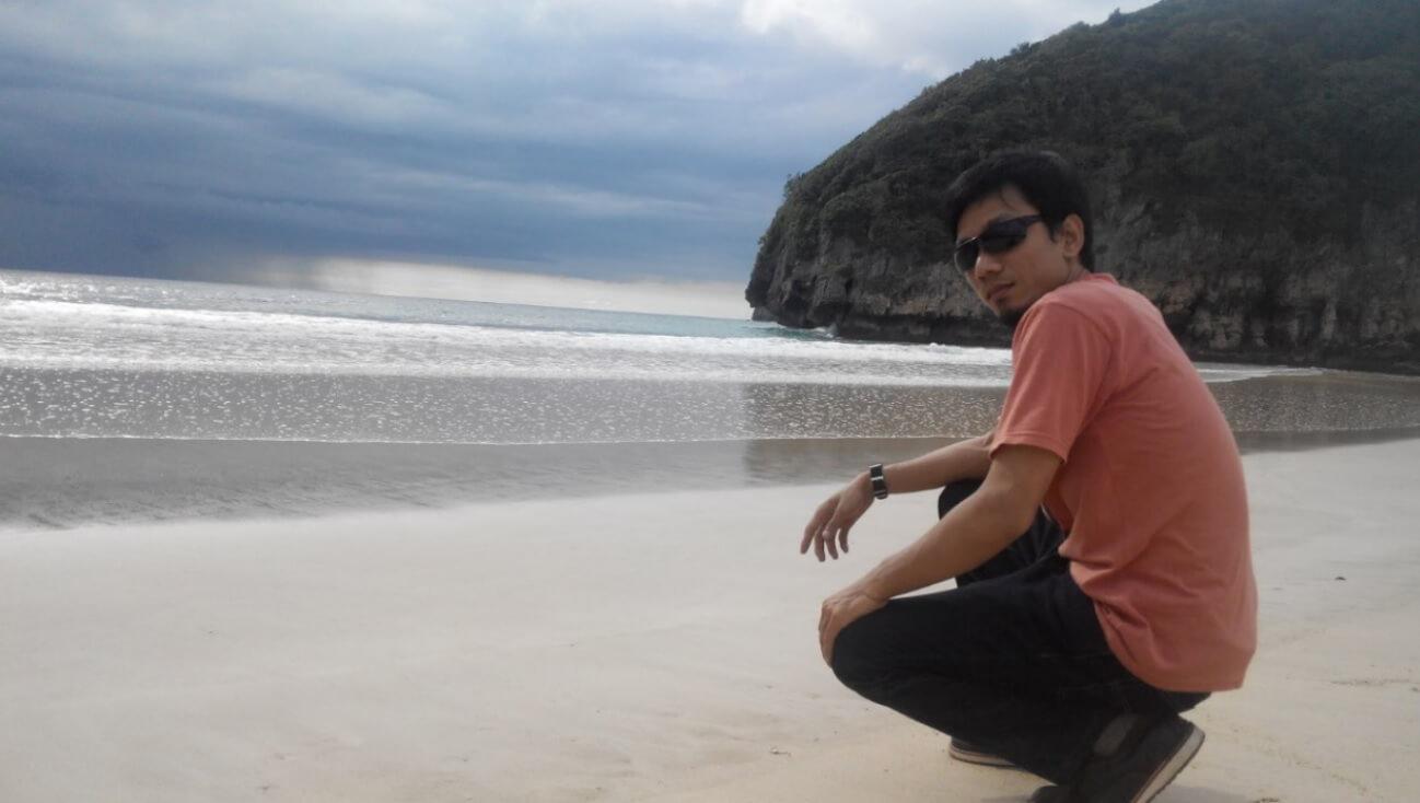 Tempat wisata Pantai Lampuuk Aceh